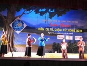 Vietnamese folk songs get intangible cultural heritage status