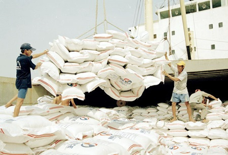 rice exporters enjoy high prices