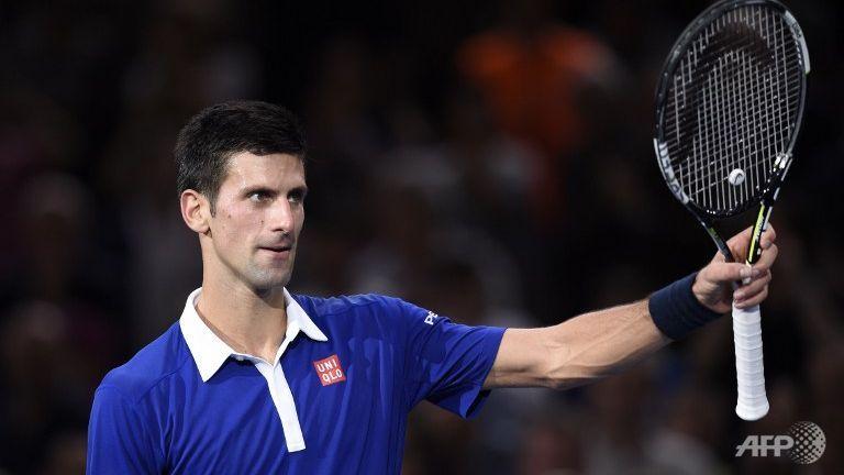 Djokovic rolls on, Federer falls in Paris