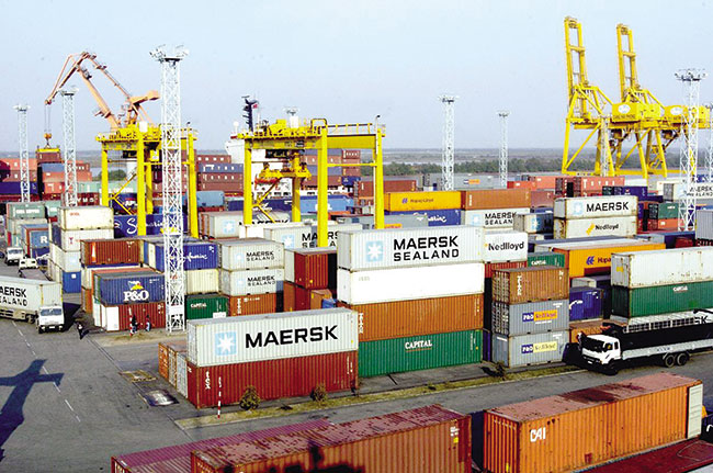 mega projects turn port city into transport hub
