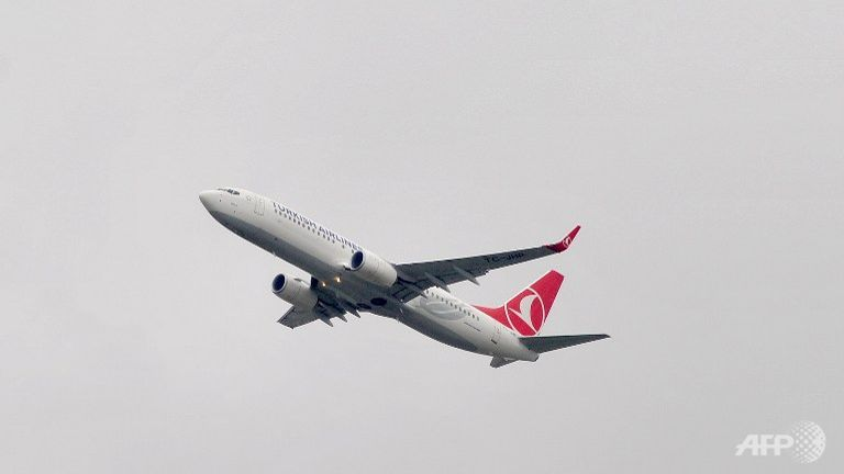 Turkish Airlines plane diverted to Canada after bomb threat: Police