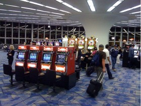 PM approves plan to install airport slot machines