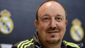 Real Madrid president gives Benitez vote of confidence