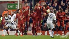 Liverpool, Spurs into Europa League last 32 as Celtic crash