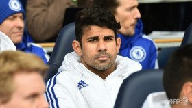 Costa stews as Chelsea make point at Spurs