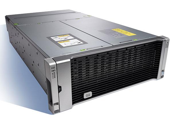 Cisco introduces new storage optimised servers, cloud suite