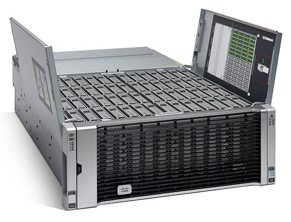 Cisco Introduces New Storage Optimised Servers Cloud Suite