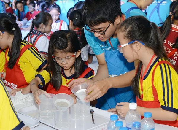 BASF Kids' Lab 2016 opens gates of wonder   Society, The latest news