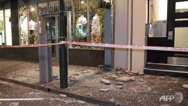 powerful earthquake shakes new zealand two killed