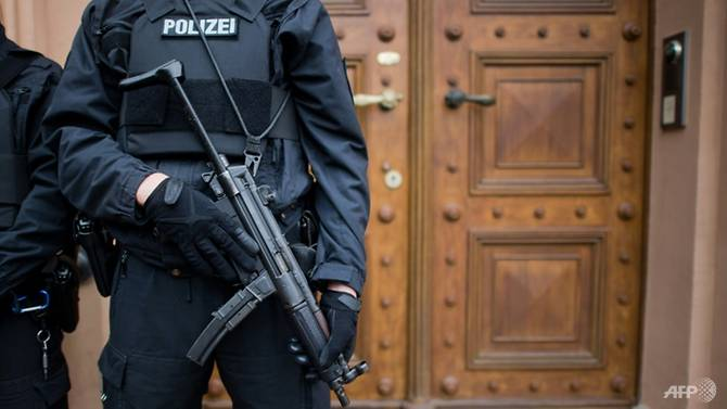 german police arrest syrian suspected of preparing terror attack