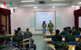 VN officers, nurses train on first aid, trauma care