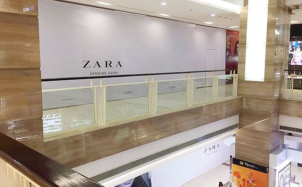 zara and hm to discount all items at hanoi debut