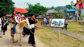 Month-long activities to be held at Vietnam National Village for Ethnic Culture and Tourism