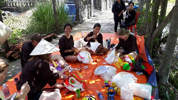 Hoi An, taking care of vegetables and flowers, Quang noodles, communal house, Vietnam economy, Vietnamnet bridge, English news about Vietnam, Vietnam news, news about Vietnam, English news, Vietnamnet news, latest news on Vietnam, Vietnam
