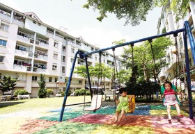 Realty climbs on solid fundamentals