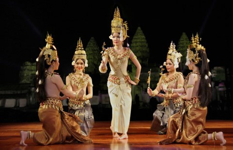 cambodian cultural days underway in hanoi, quang ninh hinh 0