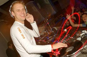 Dutch DJ Armin van Buuren set to stage gig in town next month