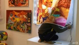 Indian art market back in the black