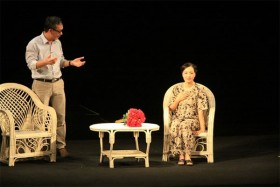Playgoers get two versions in one night