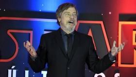 Star Wars a perfect escape in a 'dark' era: Hamill