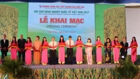 International Agriculture Fair opens in Cần Thơ