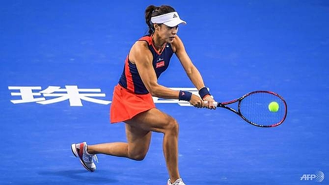 too many matches on wta tour laments tired wang