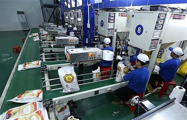 new decree facilitates rice trading export activities