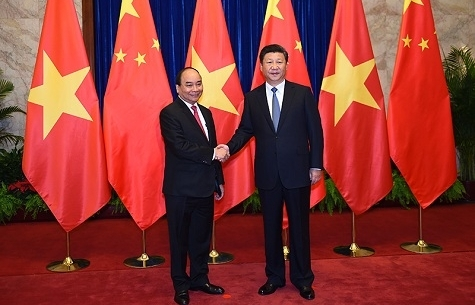 pm phuc to attend china trade expo