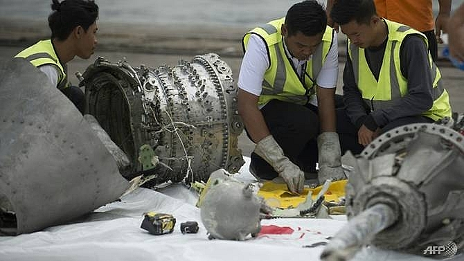 boeing issues advice over sensors after indonesia lion air crash