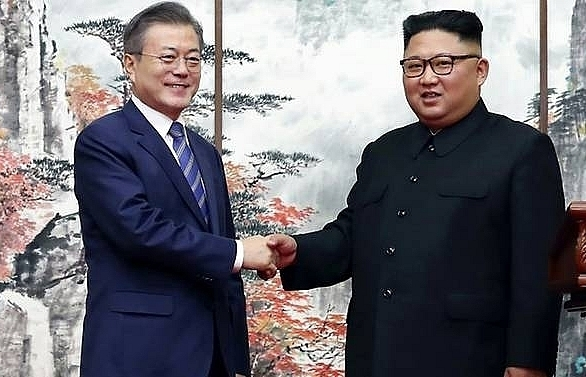 seoul earmarks more than us 260 million for rail roads in north korea