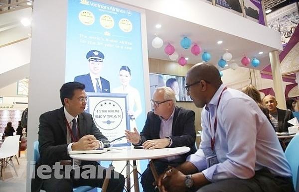 vietnam tourism captures attention at world travel market 2018