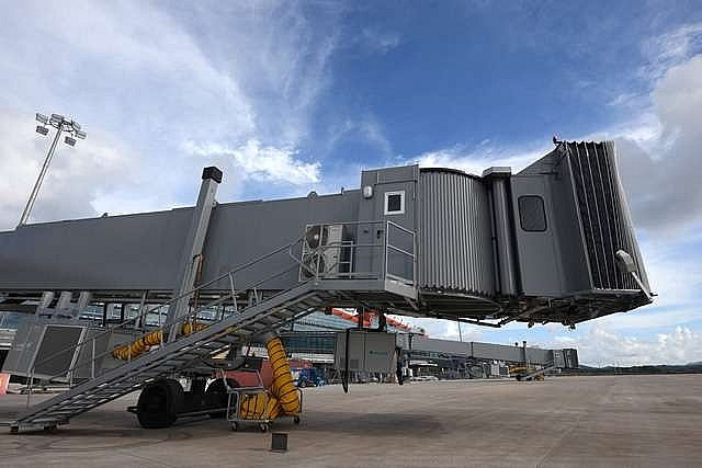 vietnams first private airport to go operational next month