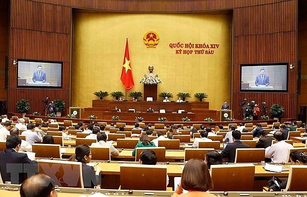 resolution on 2019 socio economic development plan adopted