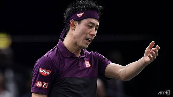 nishikori set for atp finals test after bouncing back from slump