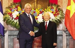 bilateral cuban agreement inked