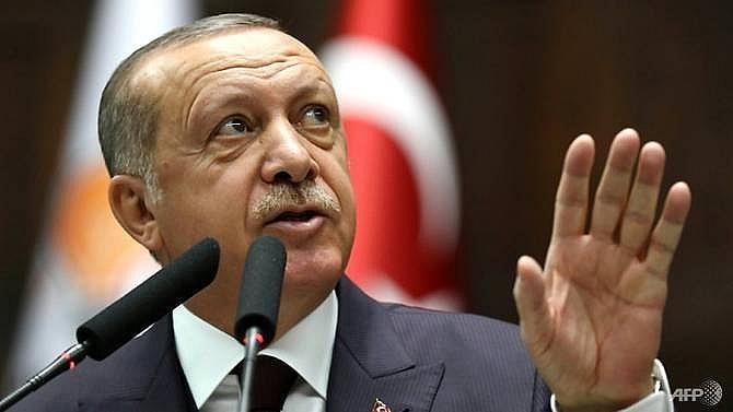 turkey france spar over khashoggi killing