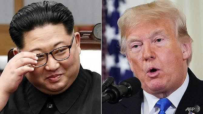 trump says north korea missile work normal