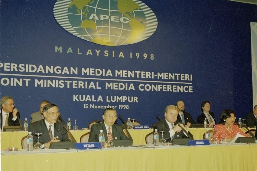 vietnam marks 20 years of apec membership