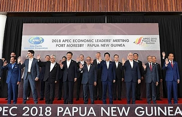 apec leaders divided after us china spat