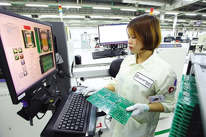 becamex idc spurs foreign firms to do business in binh duong province