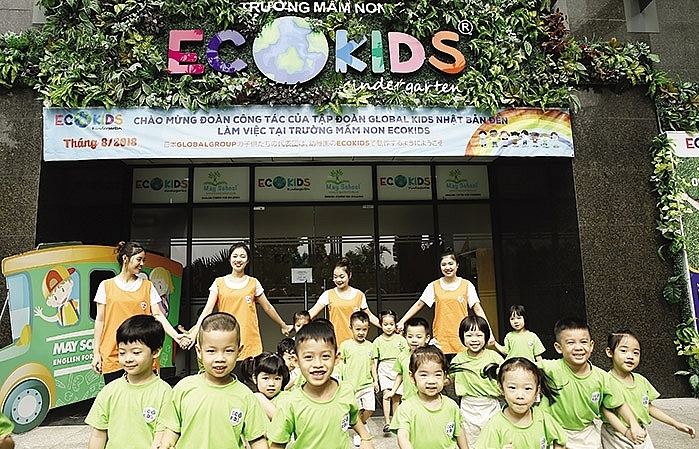 ecokids brings japanese values to kindergartens