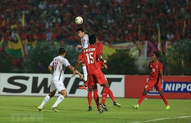 vietnam draw 0 0 with myanmar in aff cups group a