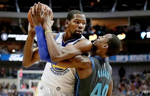 nba star durant fined us 25000 for harsh words to heckler