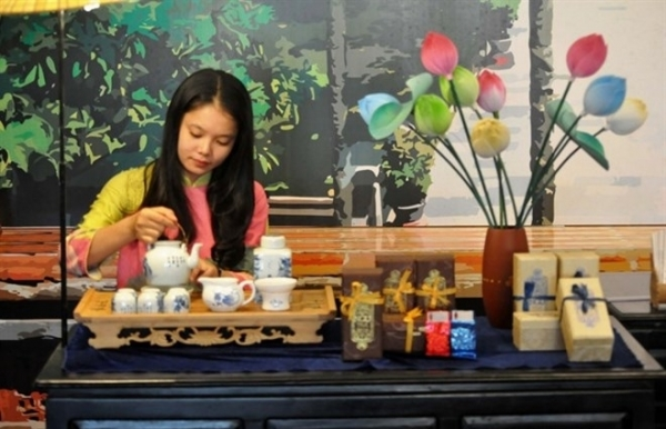 world tea sommeliers from 15 countries compete in hue