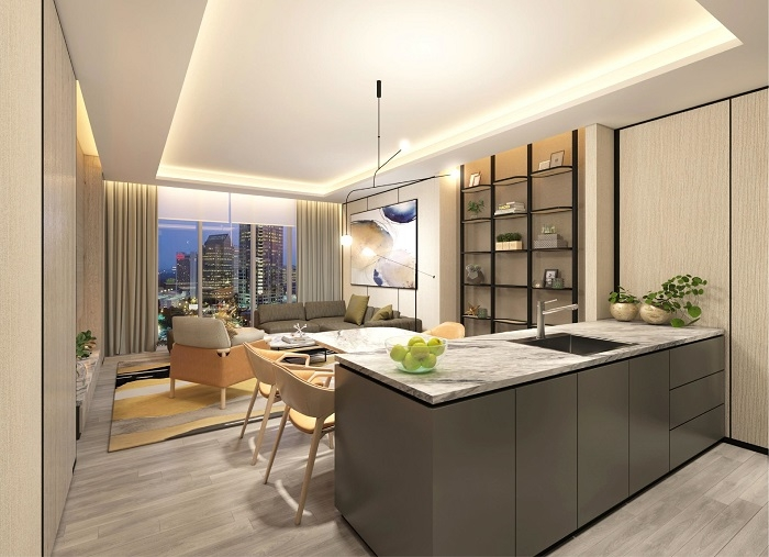 frasers hospitality opens second property in hanoi
