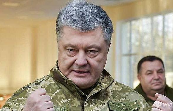 ukraine president asks nato to send ships to sea of azov