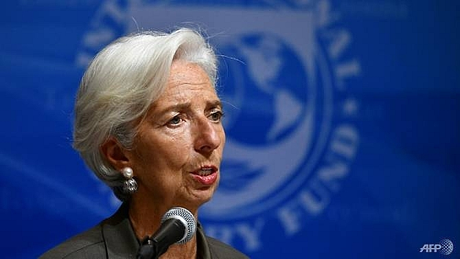 imfs lagarde warns of worse trade hit to global economy