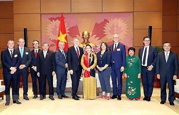 ep officials hail vietnams readiness for evfta ipa