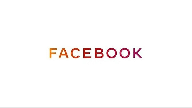 facebook launches new company logo