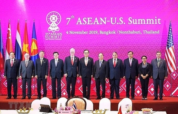 pm attends seventh asean us summit